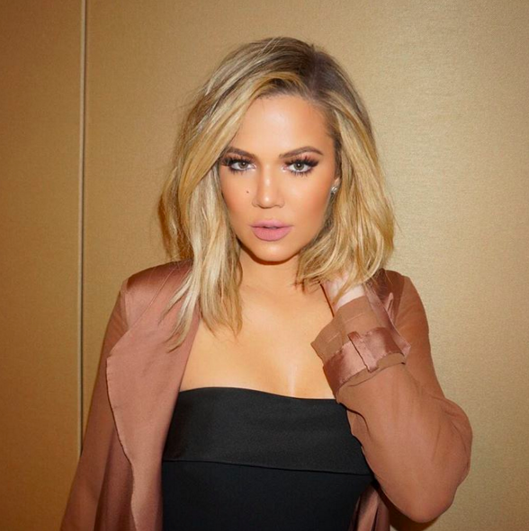 Khloé Kardashian isn't just a beautiful face with a great sense of humor.