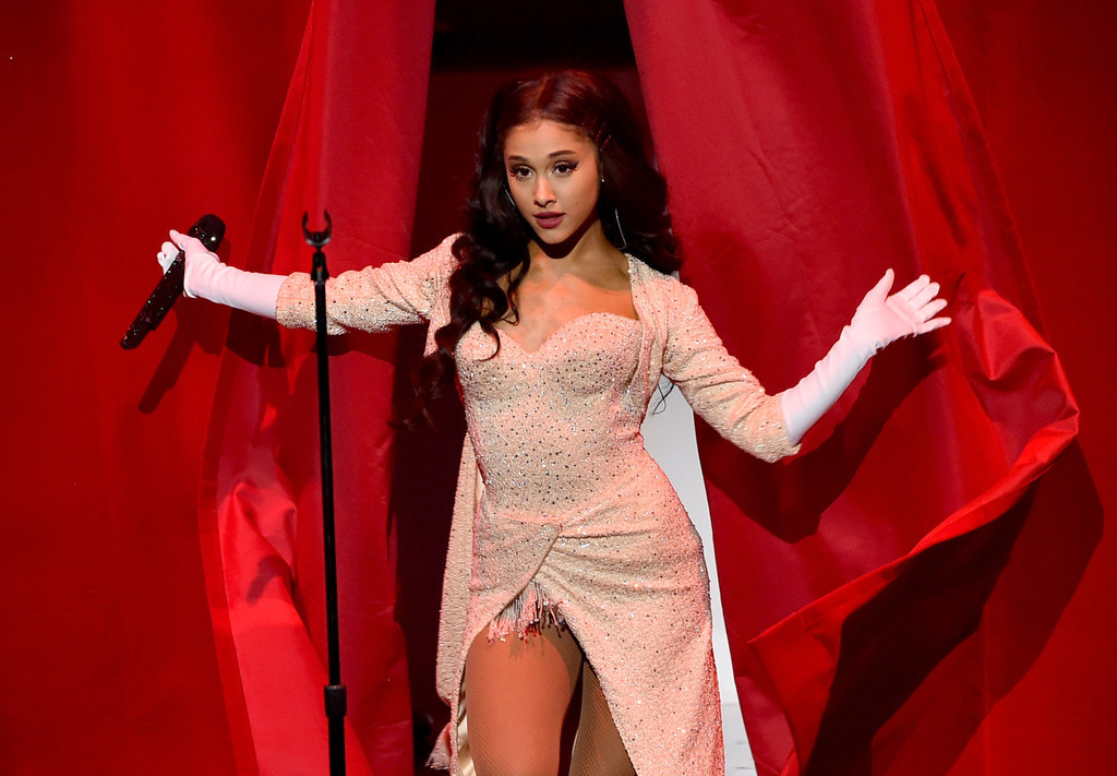 """Ariana Grande Just Released A New Version Of """"Dangerous Woman"""" And Damn"""