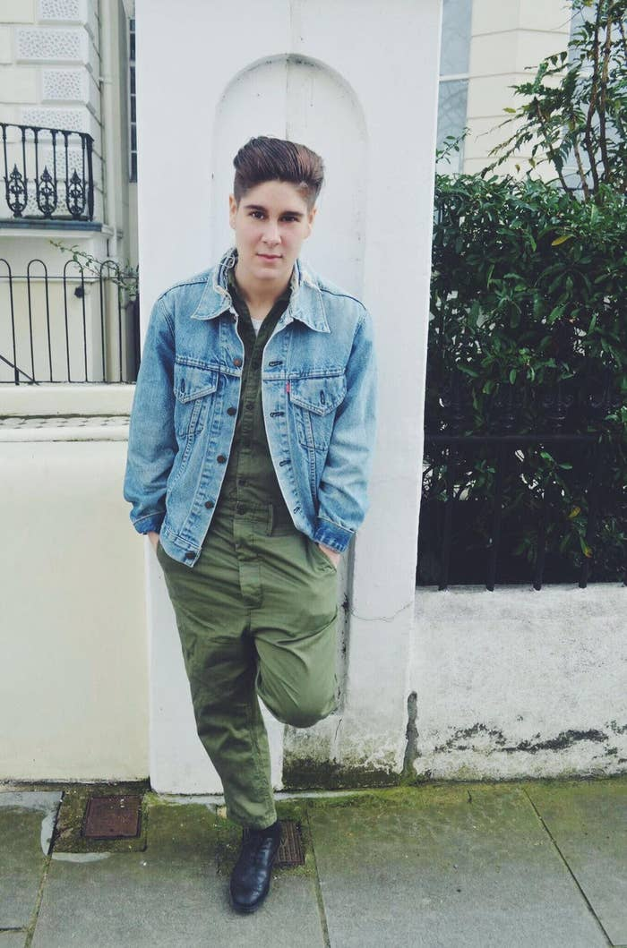 7618109c4adf8 We Asked 17 People To Style A Denim Jacket And The Results Are Badass