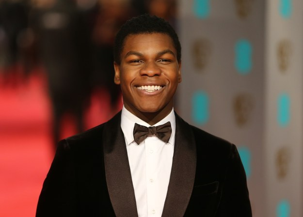 John Boyega added to his collection of awards this weekend, picking up the gong for best male performance at the Screen Nation Awards.