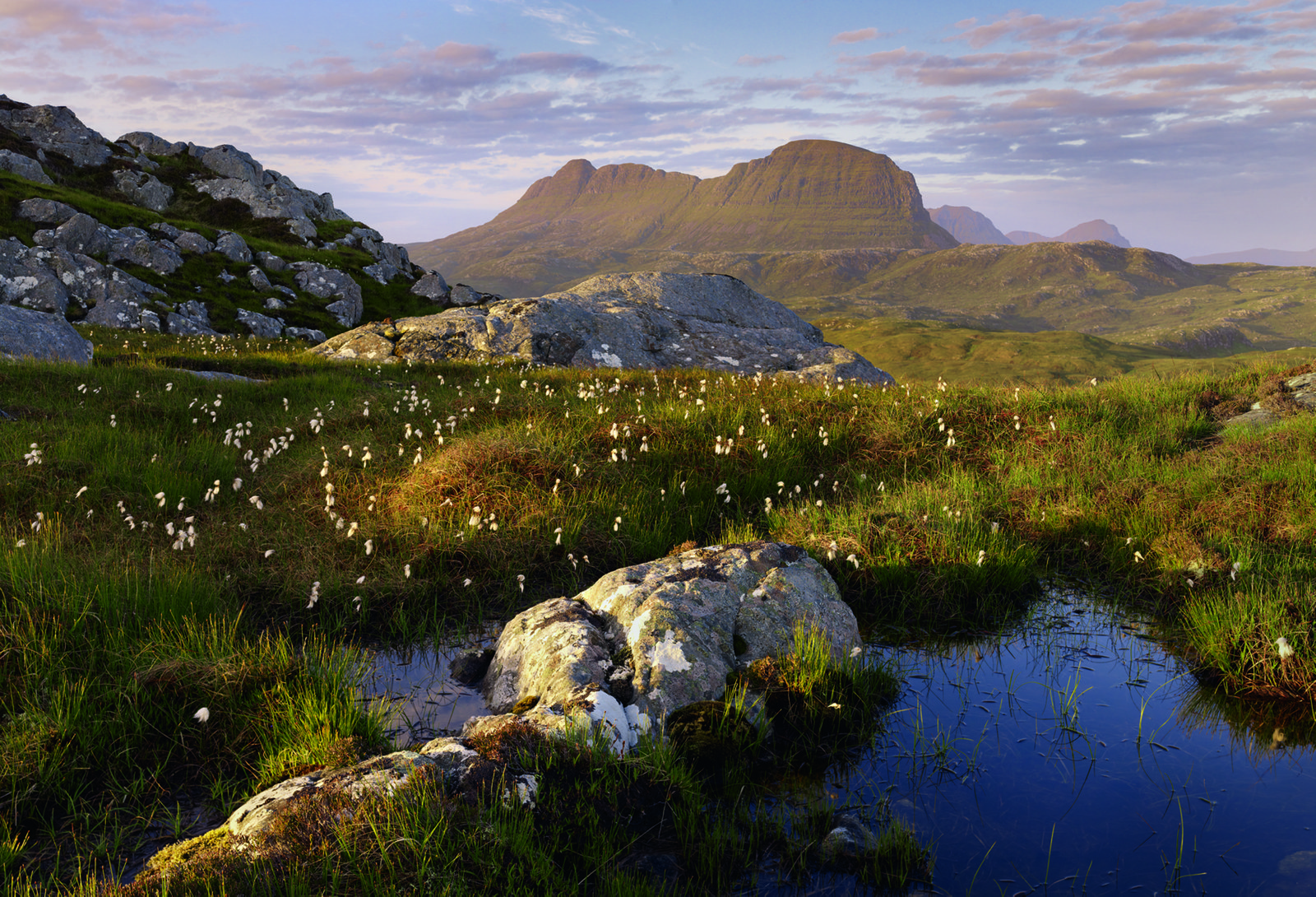 10. Suilven, Scottish Highlands.