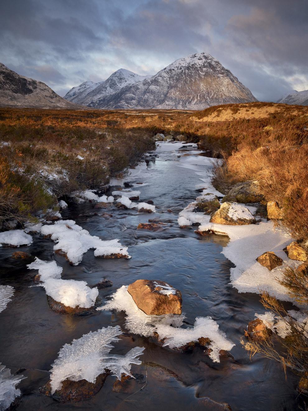 6. Buachaille Etive Mòr, Scottish Highlands.