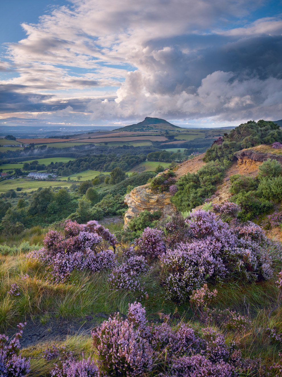 11. Roseberry Topping, North Yorkshire.