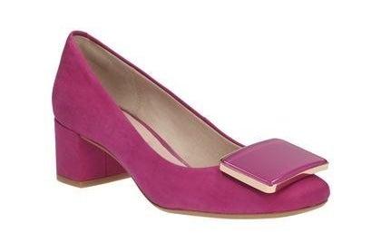 Fuchsia Shoes, £65.00