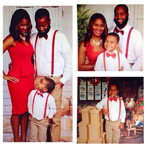 Meet the Myles family. Nitra, Mario, and M.J. Myles are an adorable family living in New Orleans, Louisiana.