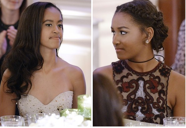 Americans around the country were blessed earlier this month when we got a peek at the incredible fashion sense of the Obama daughters at their first state dinner.