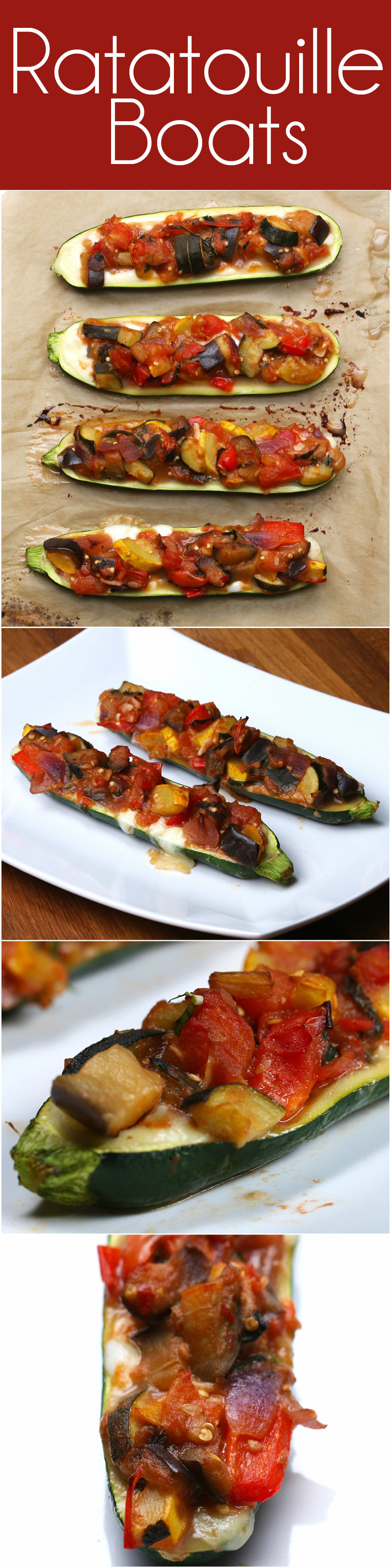These Ratatouille Boats Are Just A Delight