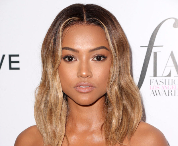 It's rumored, at least according to Page Six, that Karrueche Tran, most known for dating the singer Chris Brown, may be a judge on the show.