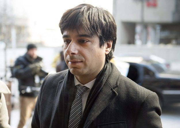 Ghomeshi faced five charges of sexual assault for incidents the complainants said occurred in 2002 and 2003. Three women testified against him during a trial that lasted eight days, and that put the cross-examination skills of renowned defense attorney Marie Henein on display. Ghomeshi did not testify. He sat quietly and mostly expressionless during the trial, taking time each day to greet and chat with his mother and sister before taking his seat at the defence table.