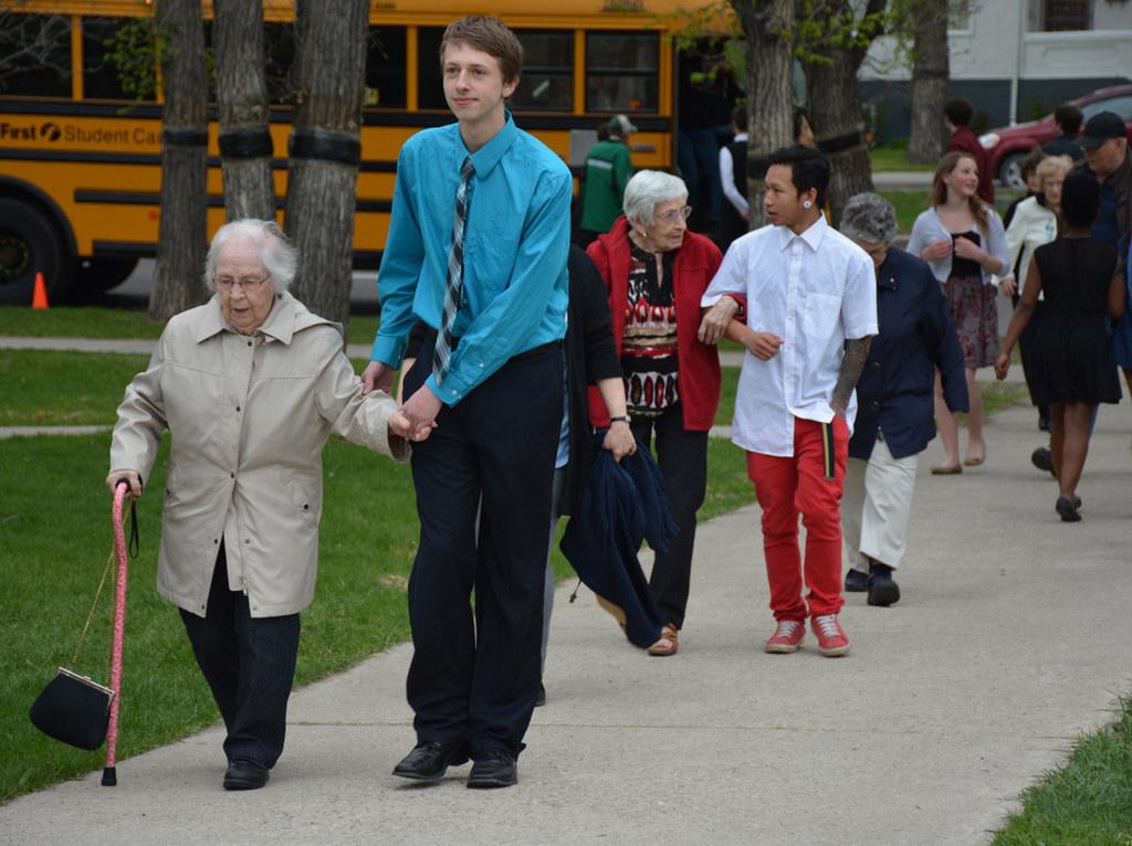 Senior dances near me