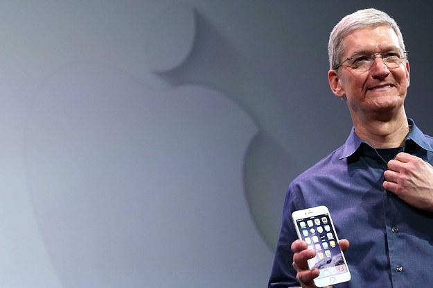 Tim Cook Asks FBI To Withdraw Order To Hack Terrorist's iPhone