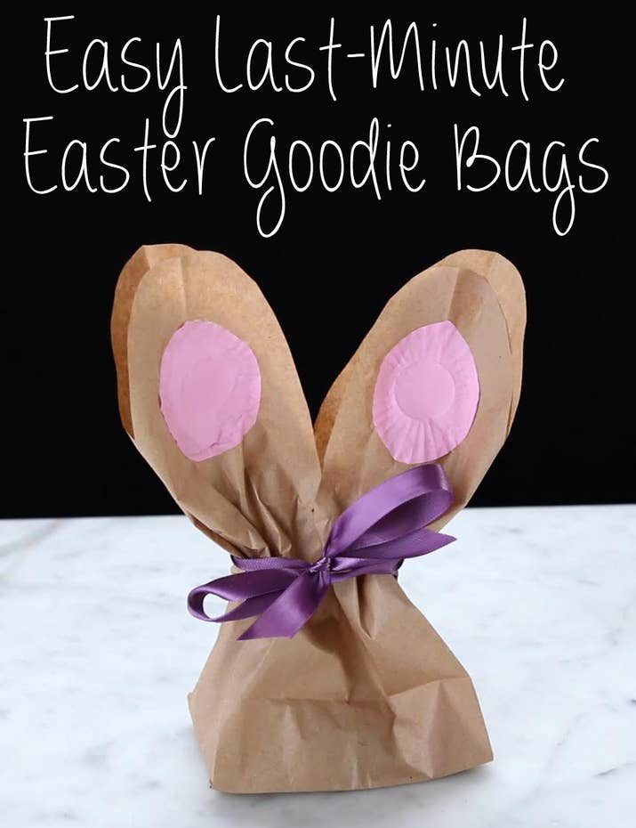 Heres the perfect last minute easter gift you can make for easter share on facebook share negle Image collections