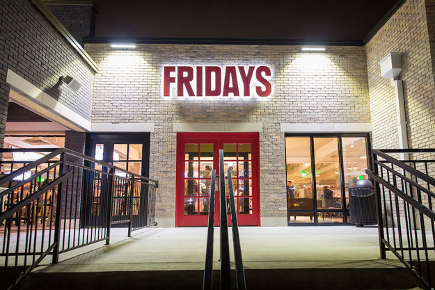 TGI Fridays is now courting the children of its baby boomer patrons under a redesigned restaurant with a new name, Fridays.