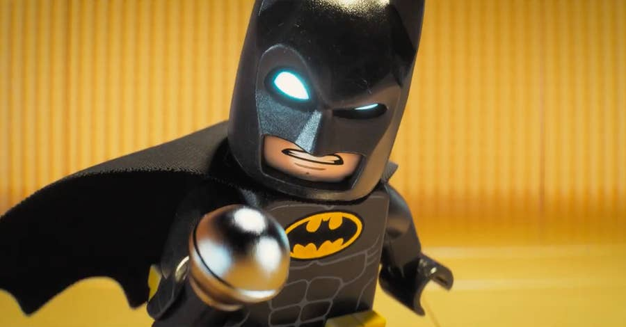 The First Trailer For The Lego Batman Movie Is Here And It S Awesome