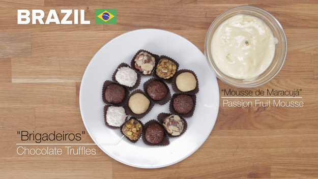 How Do You Feel About Chocolate Truffles From Brazil?