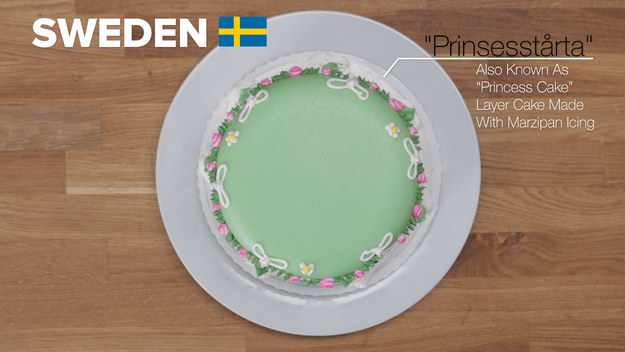 Maybe You Want...Like The Prettiest Cake Ever From Sweden?