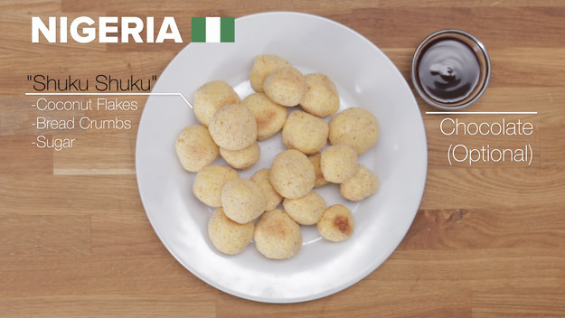 ...Or Maybe You Are Looking For A Treat From Nigeria?