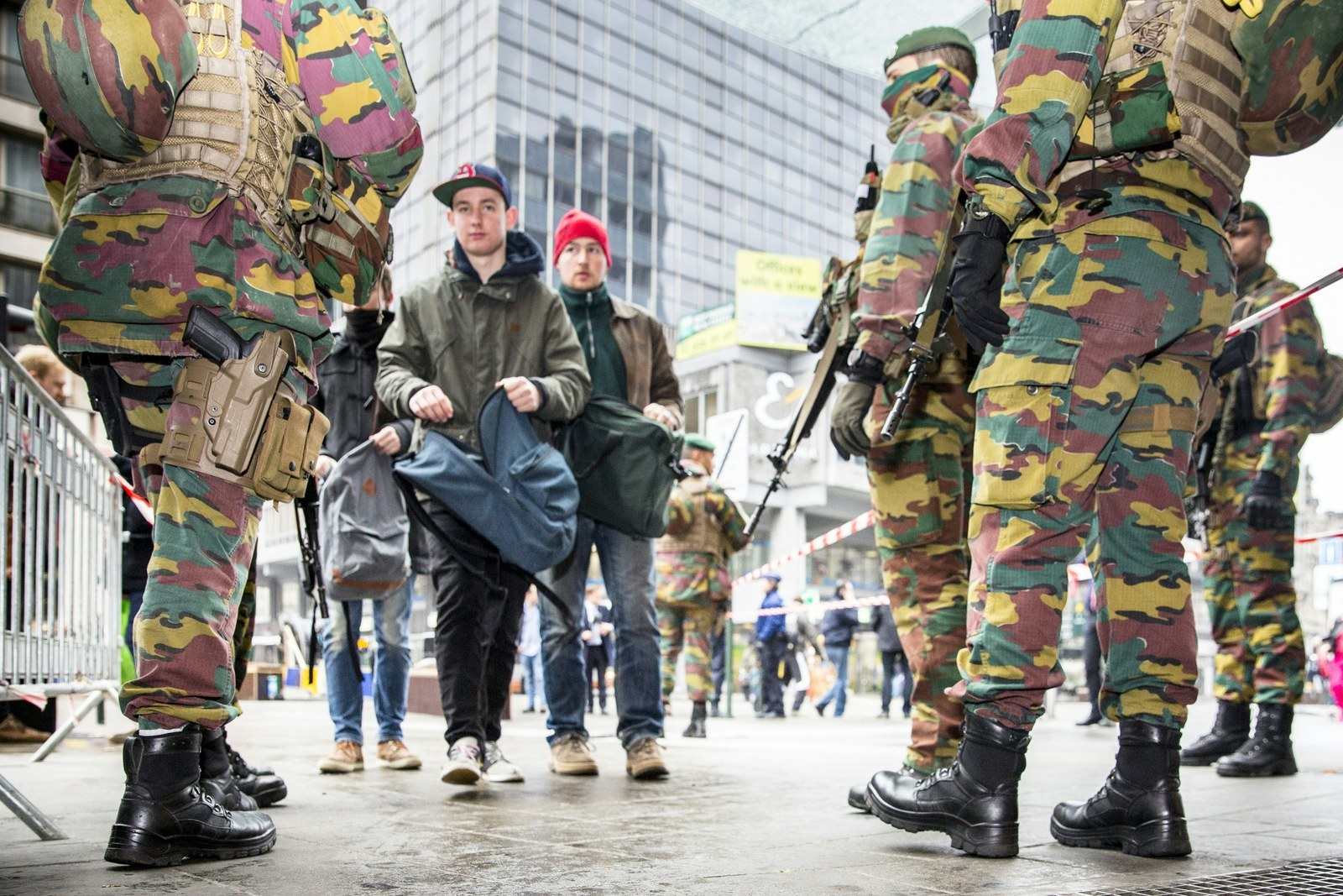 Sources Say Belgium Attackers Originally Planned To Strike The Day After Easter