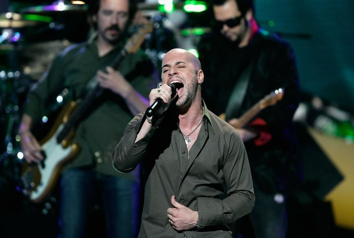 Chris Daughtry, Season 5