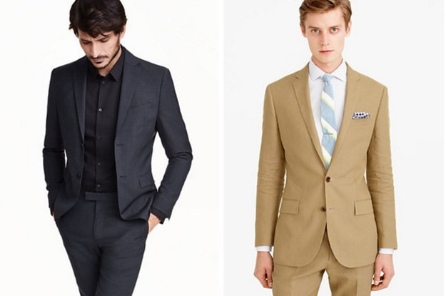 Here Are 9 Affordable And Stylish Suits