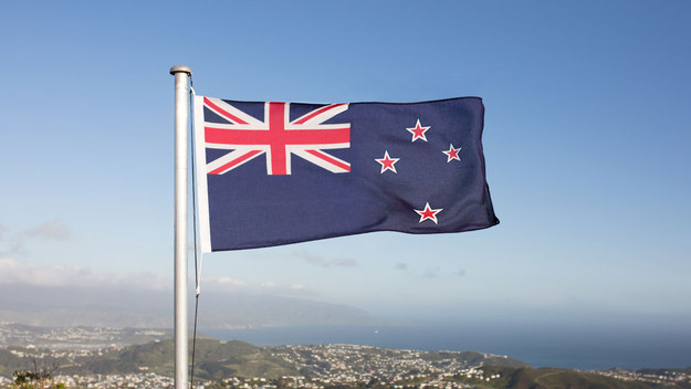 New Zealand Flag Twitter: New Zealand Is Not Getting A New Flag