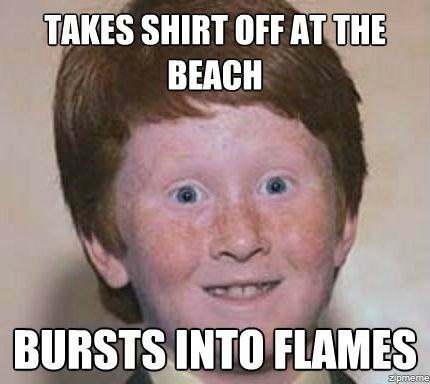 15 Things You Will Only Understand If You Re A Ginger