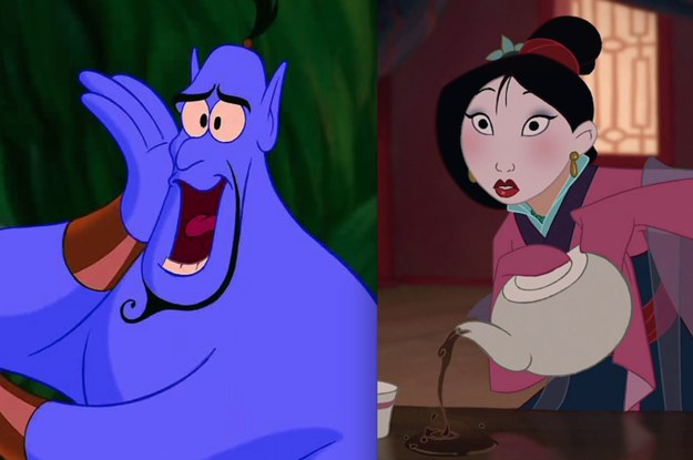 Sexual jokes in disney shows