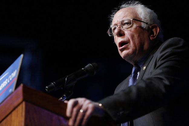 Bernie Sanders is the big winner on Tinder.