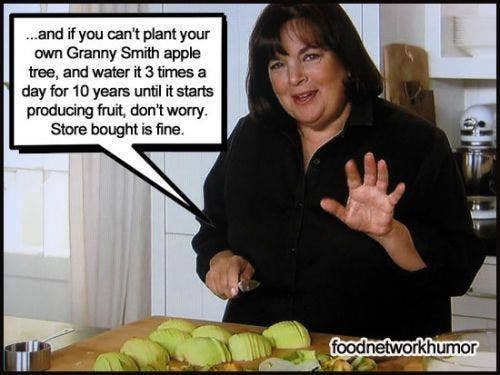 Things That Happen On Every Episode Of Barefoot Contessa