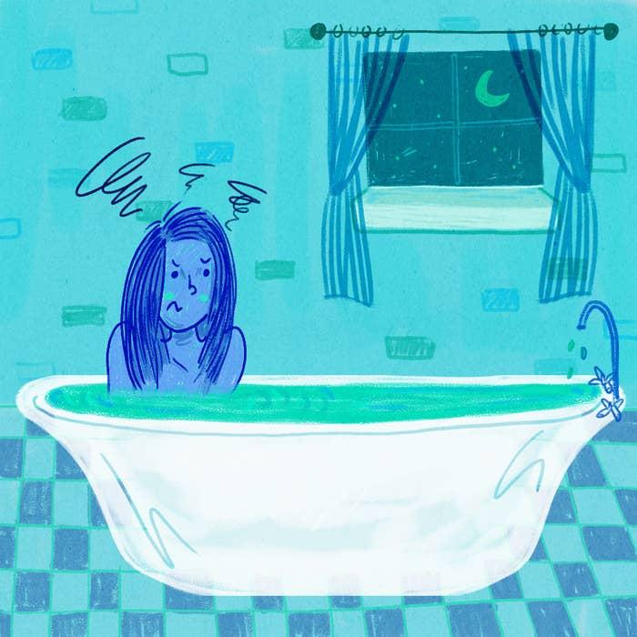 baths: literally the worst