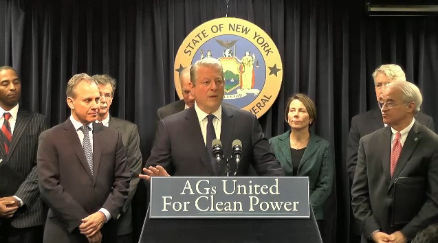 Attorneys General Will Investigate Energy Firms For Climate Deception