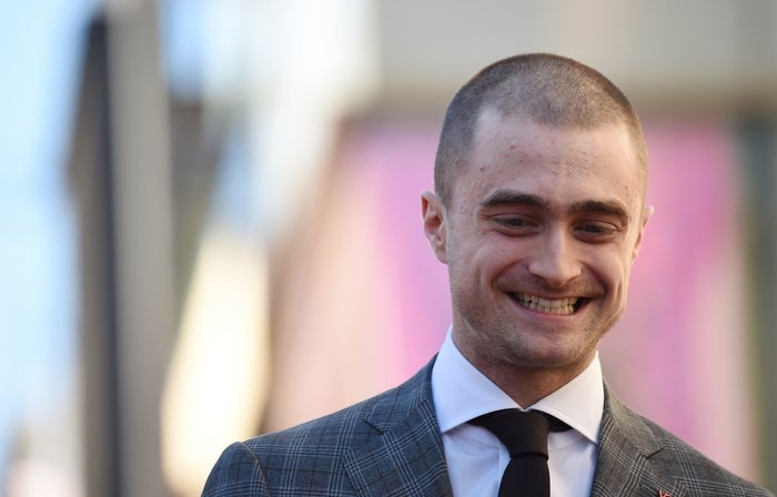 """Marc Maron: Did you already get feedback on [your appearance on ESPN]?Daniel Radcliffe: Well I don't have social media, so I don't know. MM: You just detach from that? DR: Yeah, I have a Google+, but for me it just seems like....there's that... MM: Let me understand something: You don't need to self-promote at this point, Daniel? [Laughs]DR: I probably do! I'm constantly being told –whenever I do a junket, somebody's like 'Can you get social media for us?' And I'm just like 'I don't..."""""""