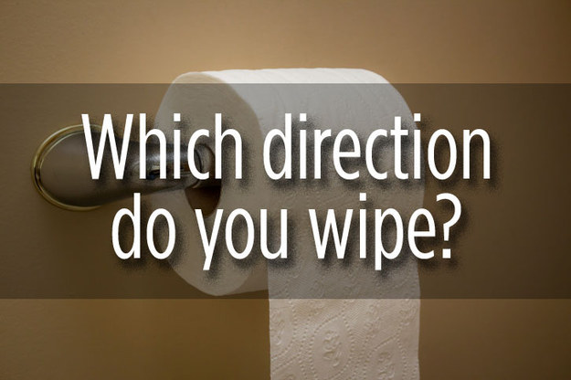 Proper Way To Wipe Butt