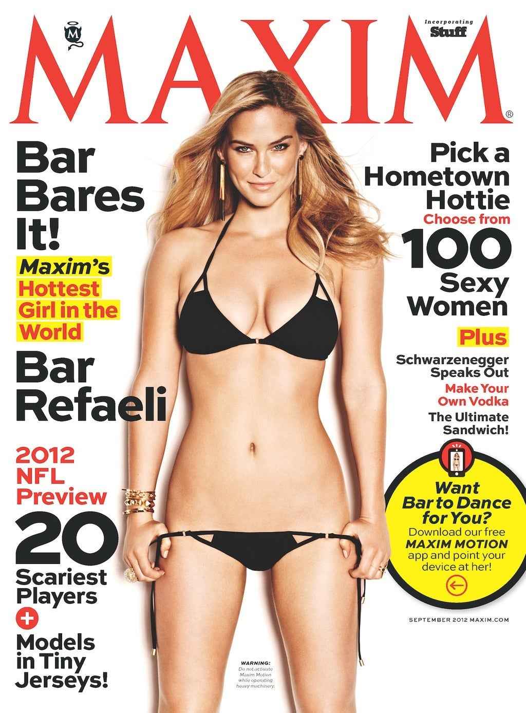 "People Are Upset With ""Maxim"" Over Photoshopping Claims"