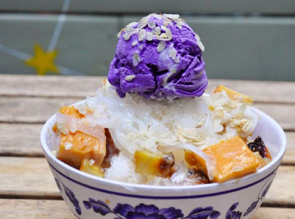 Because we know that nothing compares to halo halo: