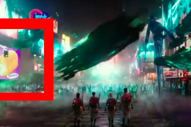 This Shot From The Quot Ghostbusters Quot Trailer Might Have