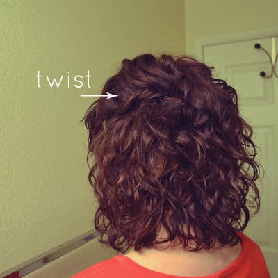 19 Naturally Curly Hairstyles For When Youre Already Running Late