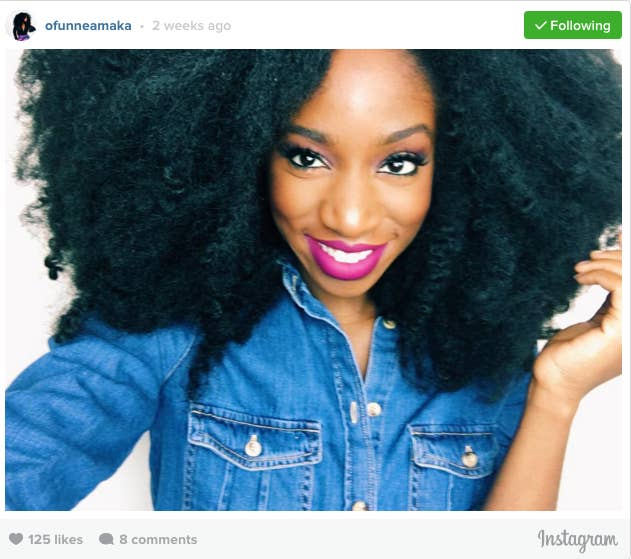 In addition to the Instagram page of the same name, which has amassed over 20,000 followers in less than a year, Amaka also runs the Twitter and website.