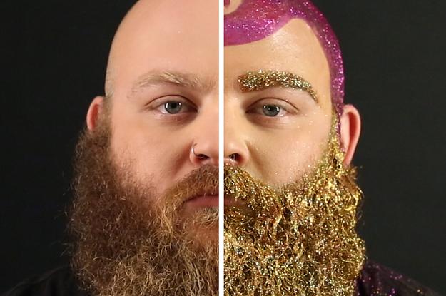 Diy glitter beard solutioingenieria Gallery