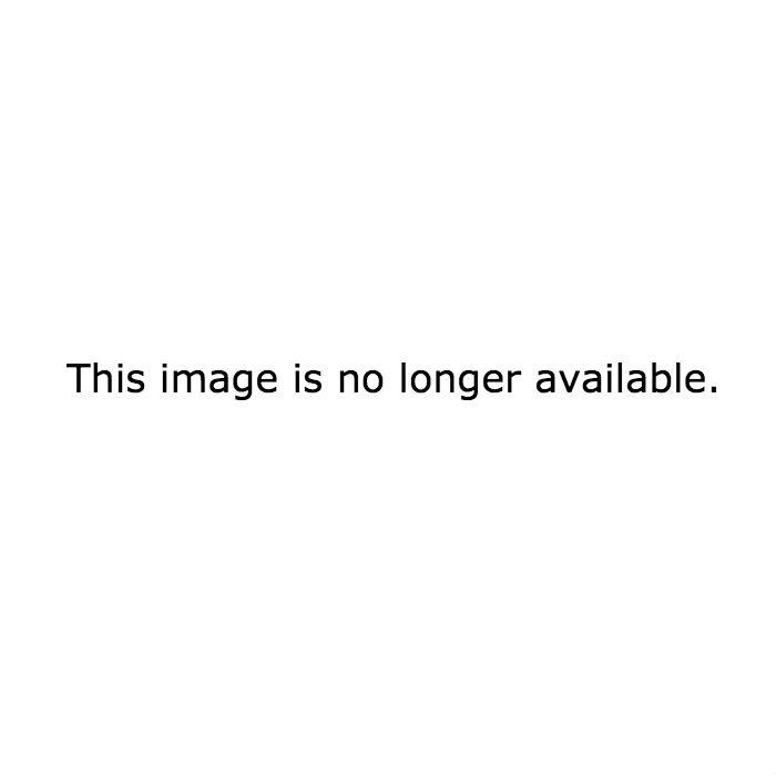 NSYNC clutching Beanie Babies: