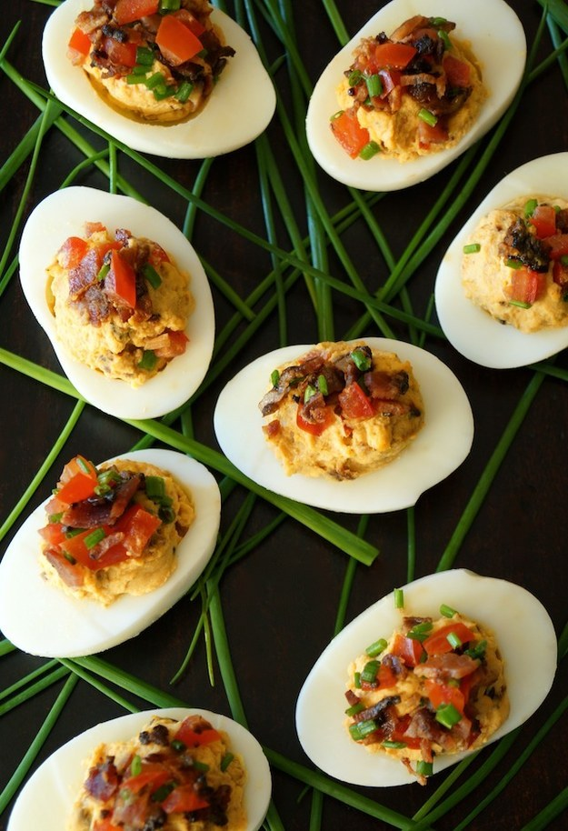 15 Sinfully Delicious Ways To Eat Deviled Eggs – Rosemary Farm