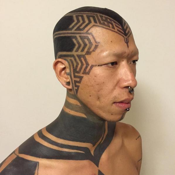 Tattoos aren't interesting.