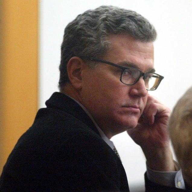 John Battaglia during his 2002 trial