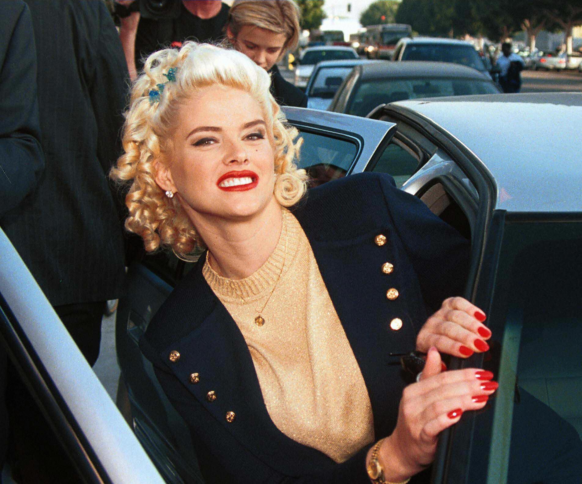 Hacked Anna Nicole Smith nudes (92 photos), Sexy