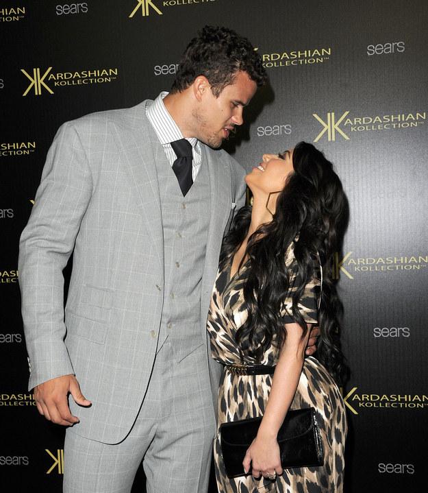 Kim y Kris estaban enamorados. ¿Dónde está Kanye?