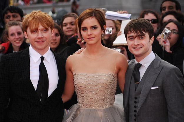 ¡Rápido! Que alguien vuelva atrás el tiempo. ASÍ se veían los actores de Harry Potter hace solo cinco años.