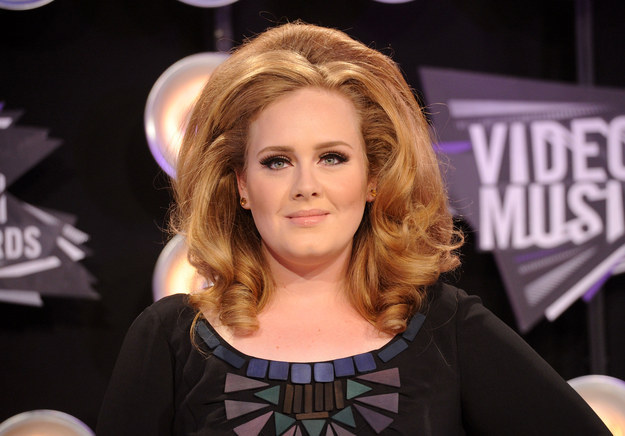 El cabello de Adele. Sin comentarios.
