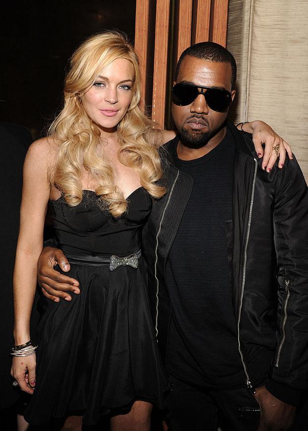 Ah, sí. Estaba saliendo con Lindsay Lohan. :)