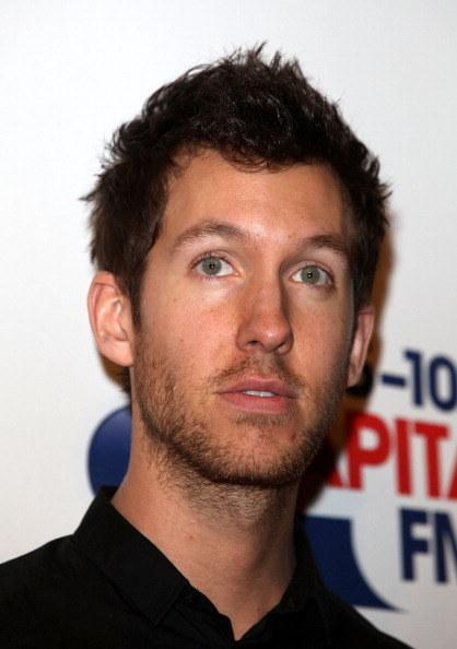 Calvin Harris se veía así en 2011...