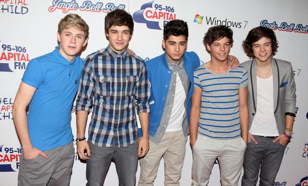 Y honestamente, esta imagen de One Direction prueba cuán lejos hemos llegado desde 2011.
